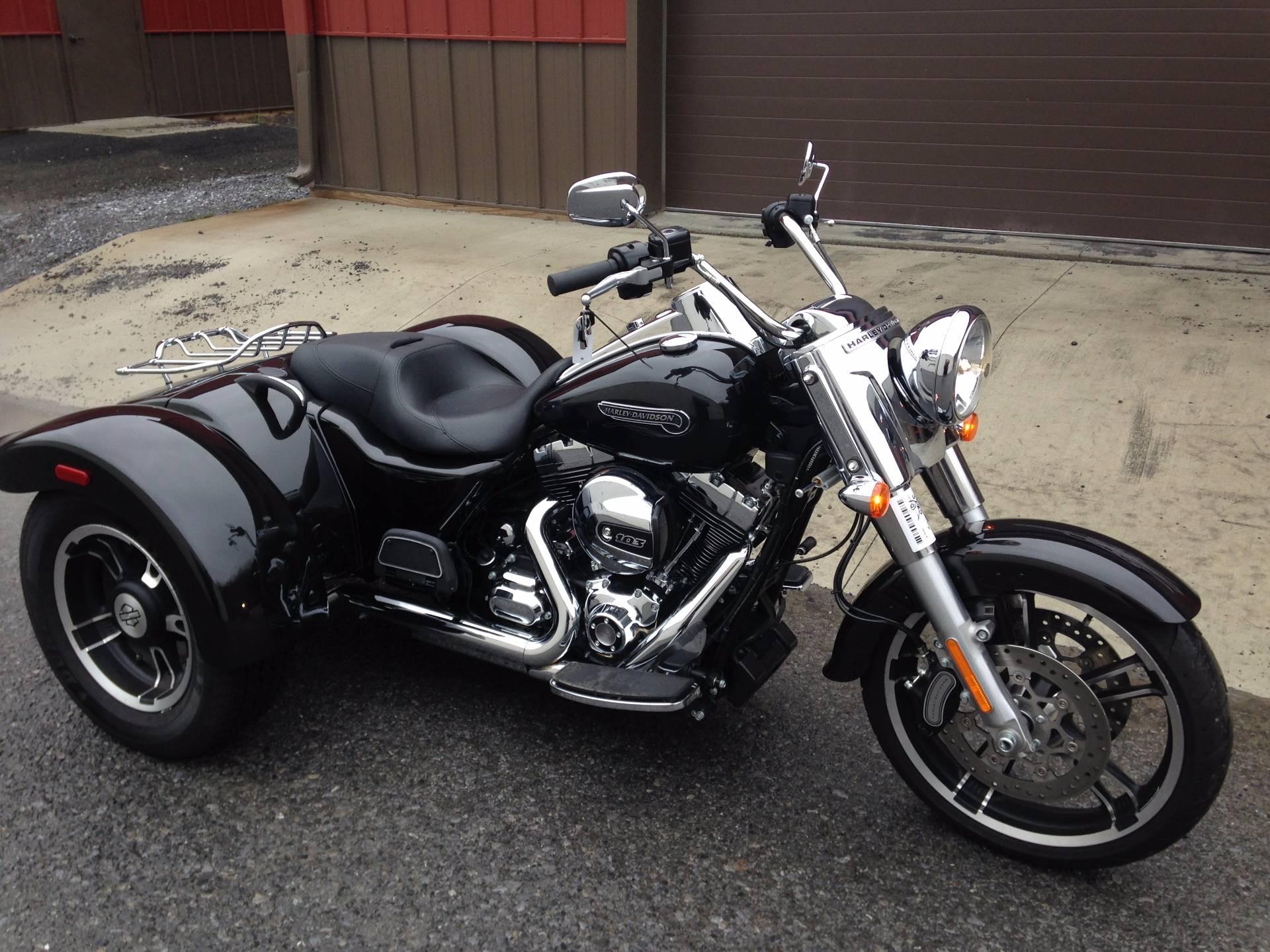 2016 Harley-Davidson Freewheeler™ in Tyrone, Pennsylvania