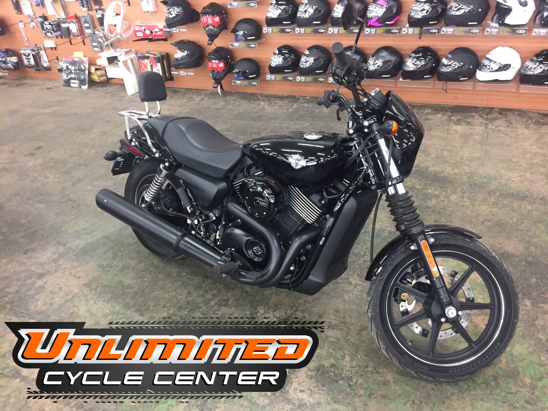 2016 Harley Davidson Street 750 In Tyrone Pennsylvania Photo 1
