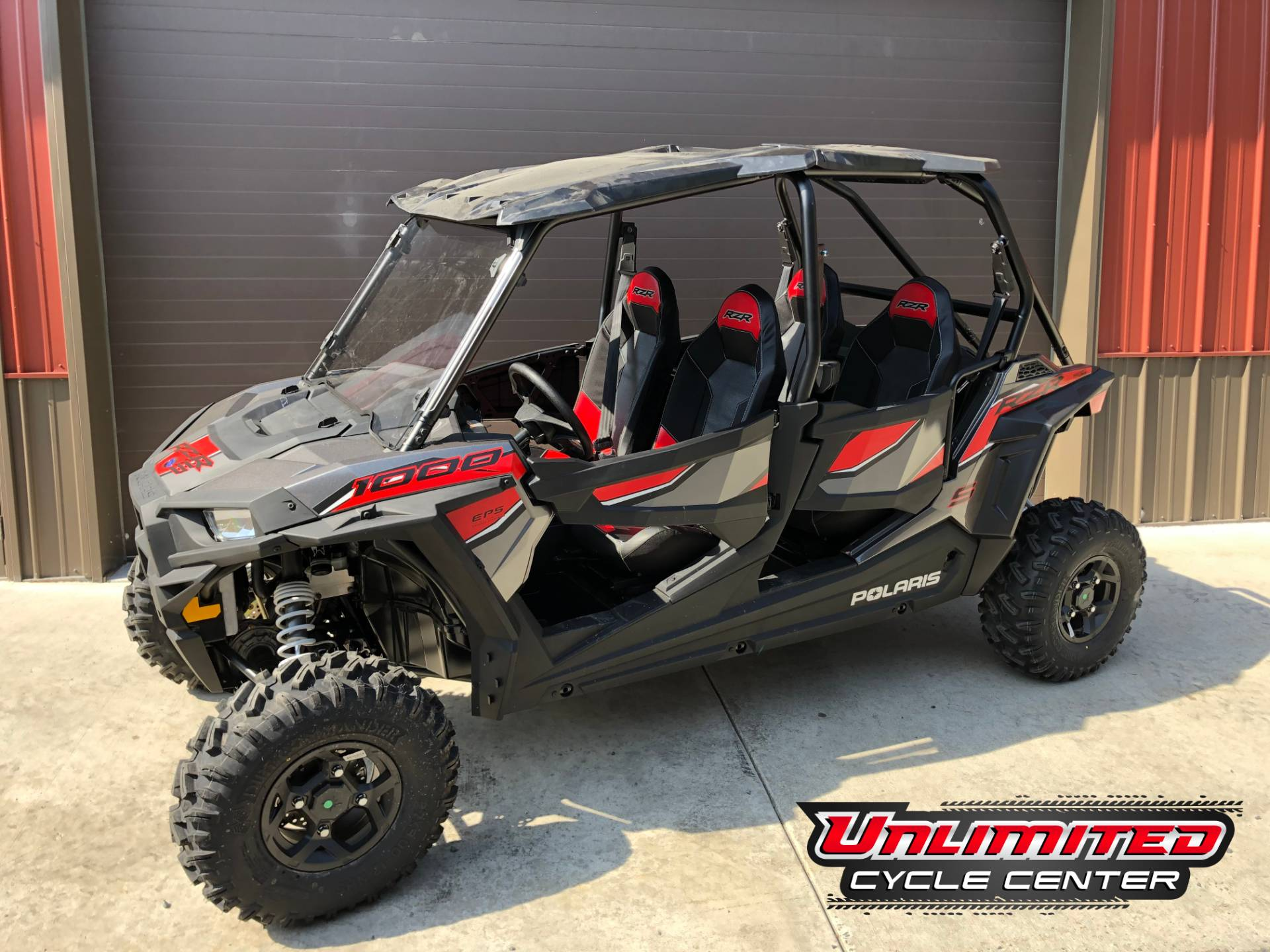 2019 Polaris RZR S4 1000 EPS in Tyrone, Pennsylvania - Photo 1
