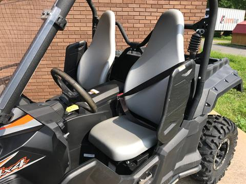 2016 Yamaha Wolverine R-Spec EPS SE in Tyrone, Pennsylvania