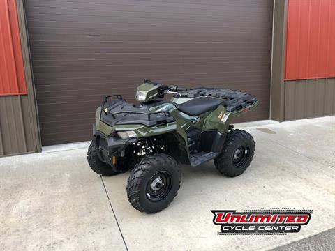 2021 Polaris Sportsman 450 H.O. in Tyrone, Pennsylvania - Photo 1