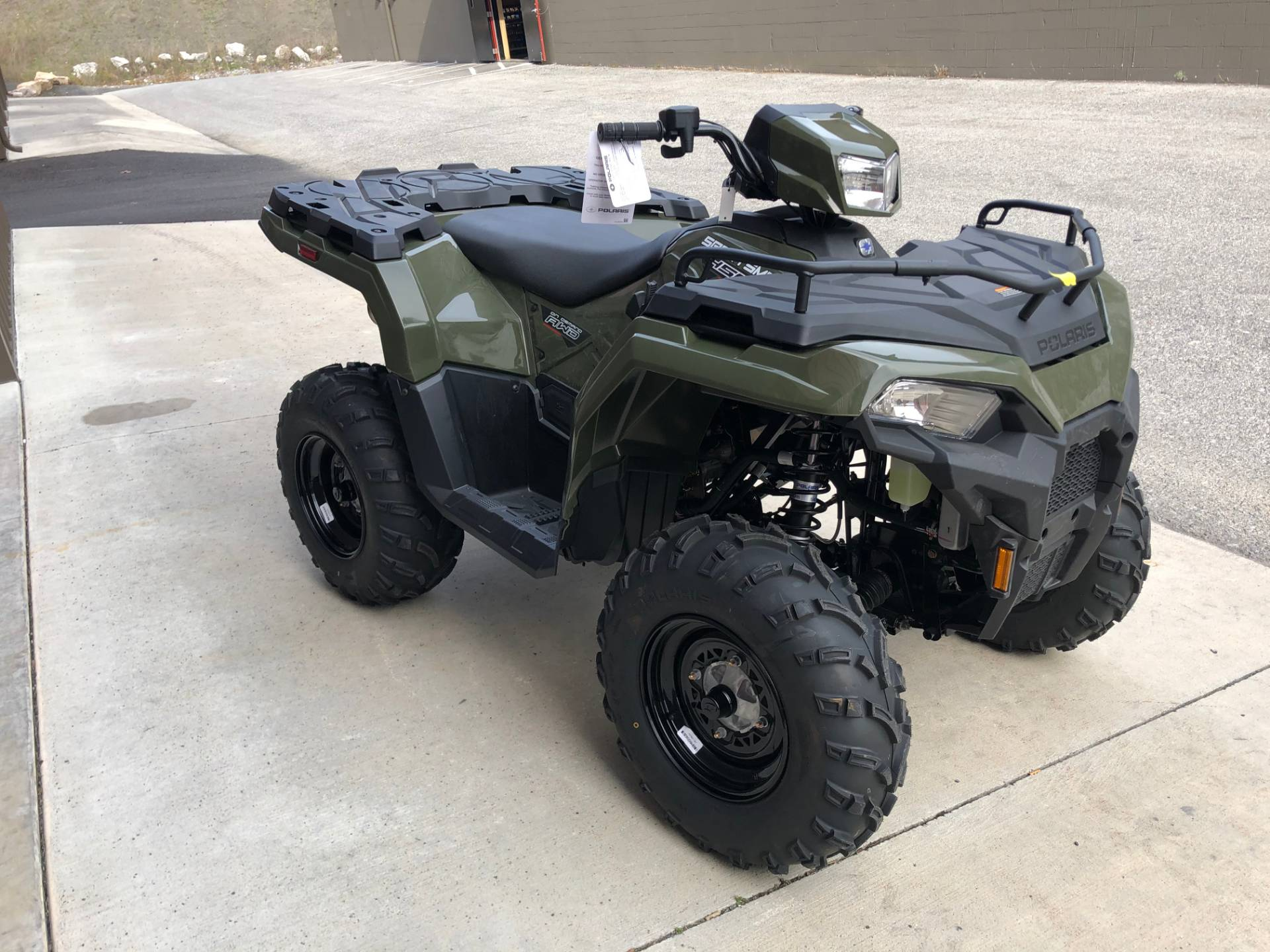2021 Polaris Sportsman 450 H.O. in Tyrone, Pennsylvania - Photo 2