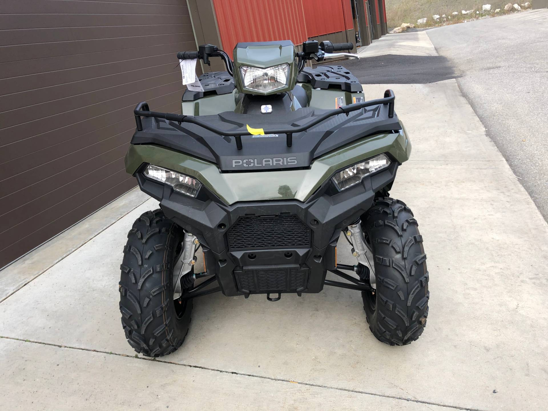 2021 Polaris Sportsman 450 H.O. in Tyrone, Pennsylvania - Photo 3