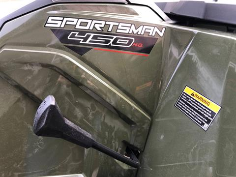 2021 Polaris Sportsman 450 H.O. in Tyrone, Pennsylvania - Photo 5