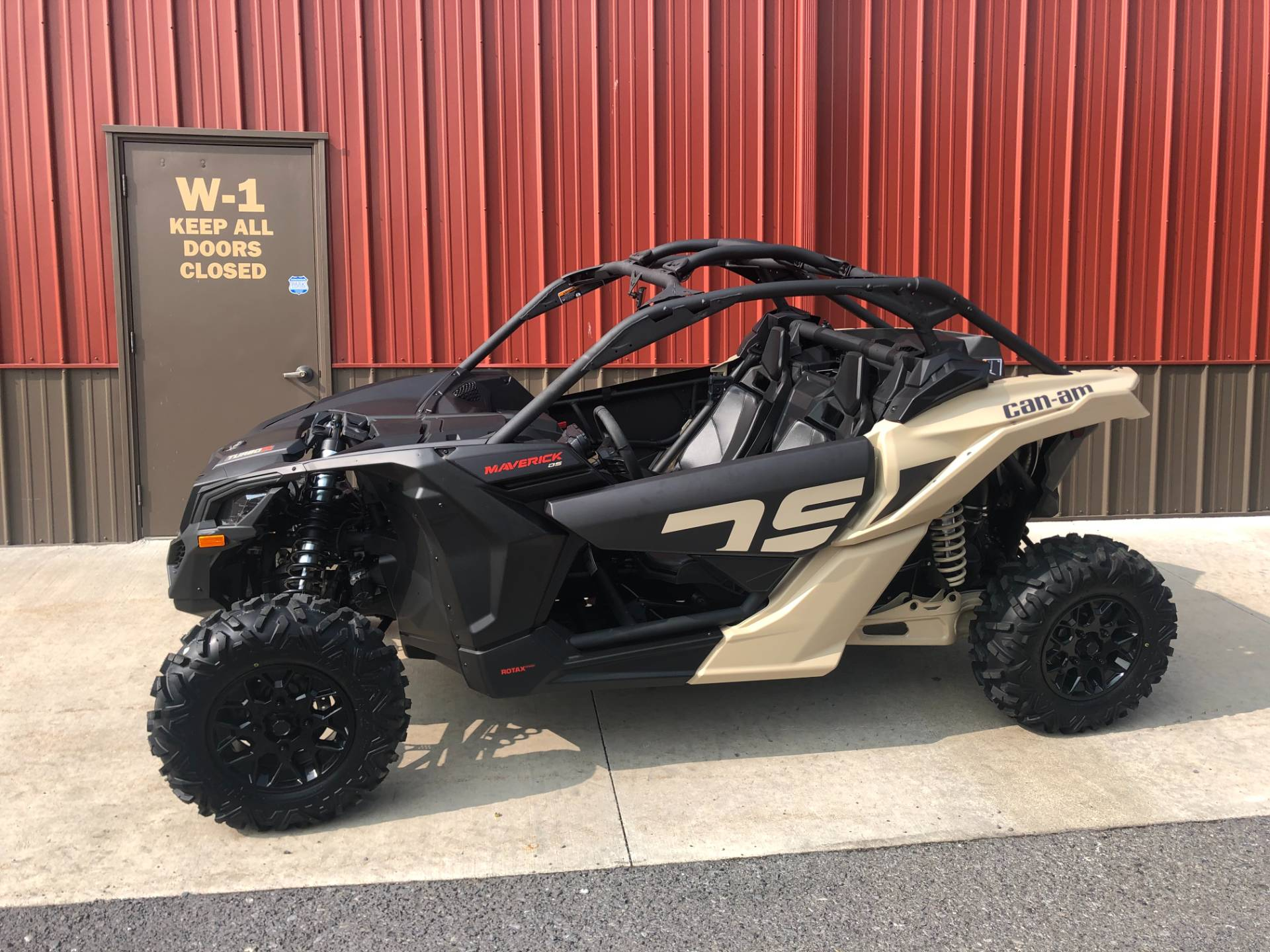 2021 Can-Am Maverick X3 DS Turbo R in Tyrone, Pennsylvania - Photo 1