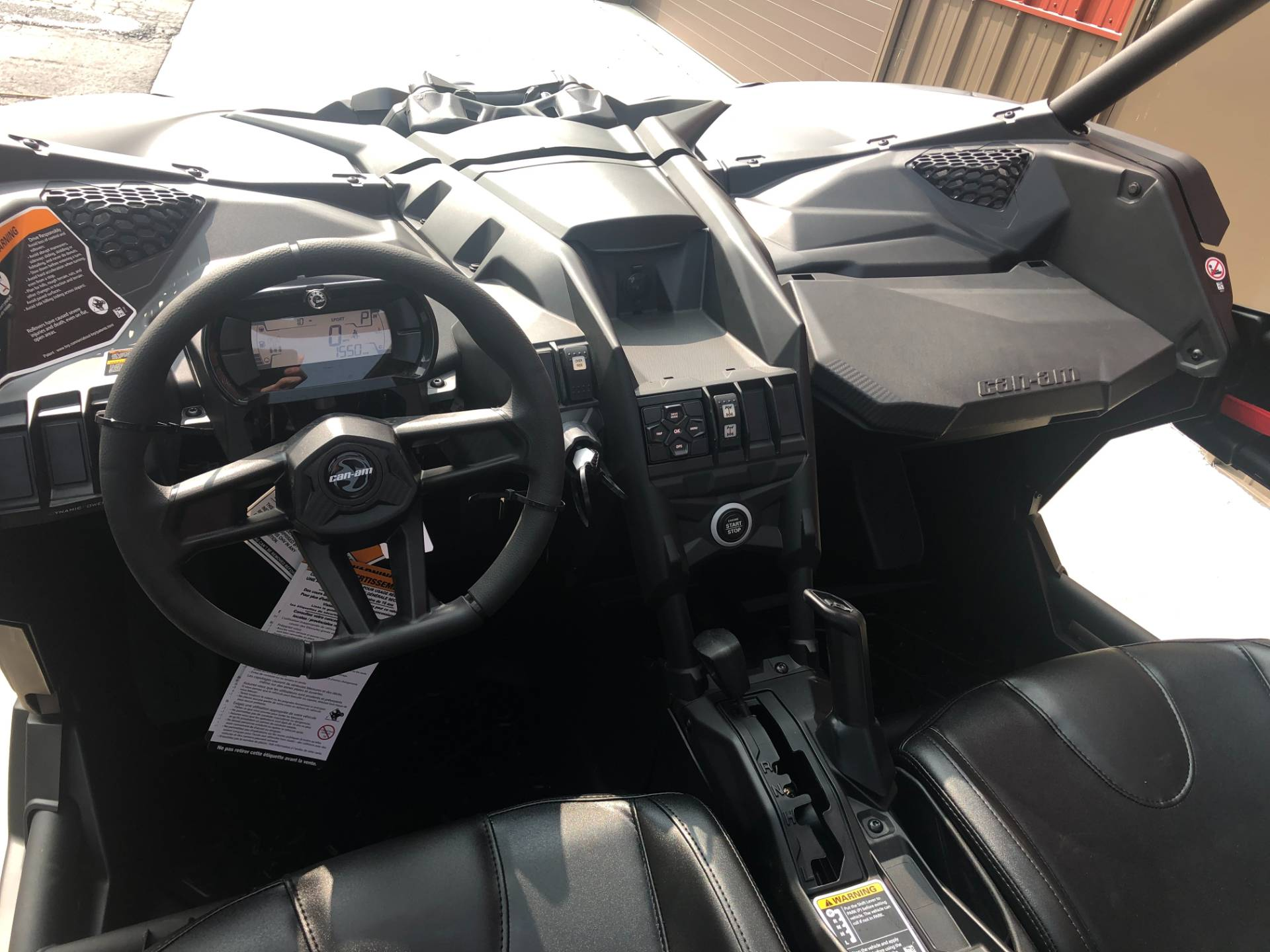 2021 Can-Am Maverick X3 DS Turbo R in Tyrone, Pennsylvania - Photo 3