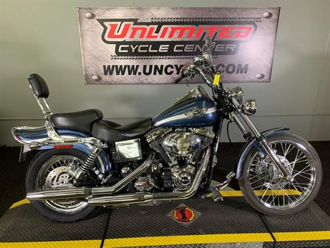 2003 Harley-Davidson FXDWG Dyna Wide Glide® in Tyrone, Pennsylvania - Photo 2