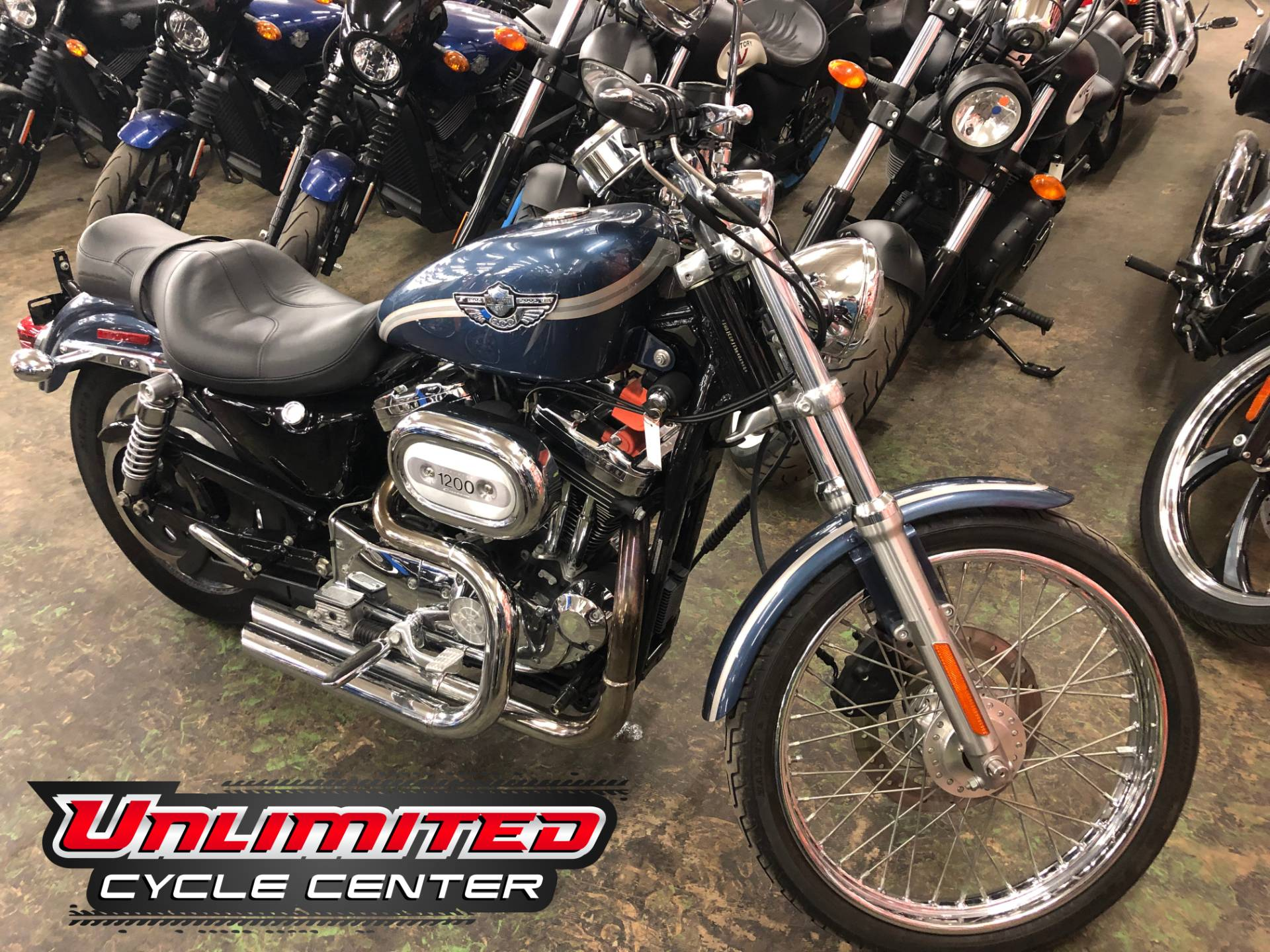 2003 Harley-Davidson XL 1200C Sportster® 1200 Custom in Tyrone, Pennsylvania