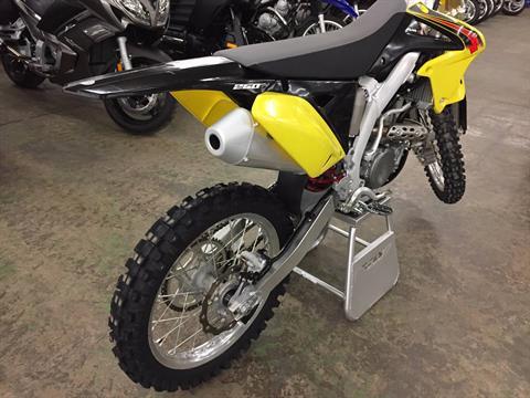 2015 Suzuki RM-Z250 in Tyrone, Pennsylvania