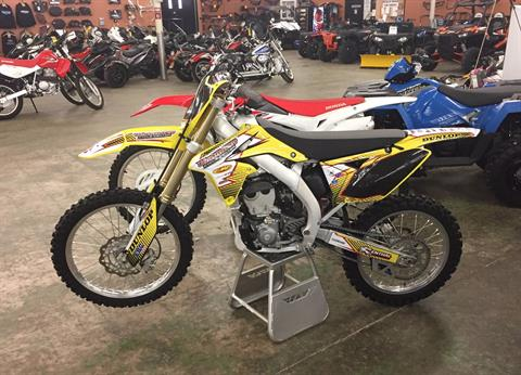 2015 Suzuki RM-Z250 in Tyrone, Pennsylvania