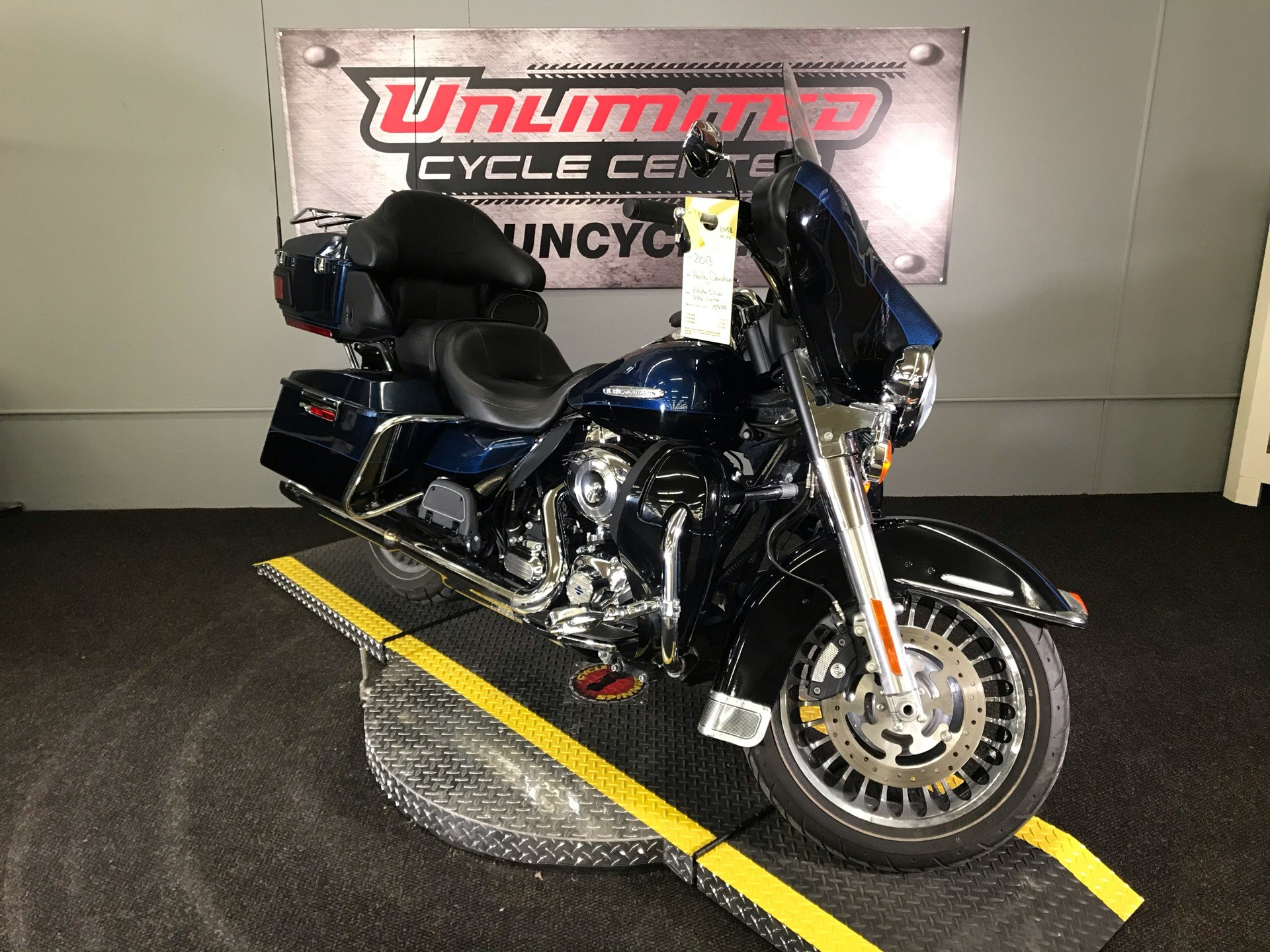 2013 Harley-Davidson Electra Glide® Ultra Limited in Tyrone, Pennsylvania - Photo 1