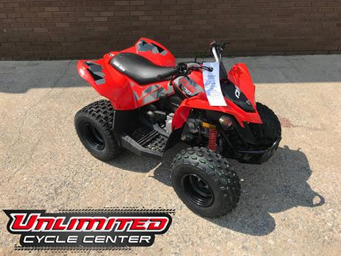 2017 Can-Am DS 70 in Tyrone, Pennsylvania