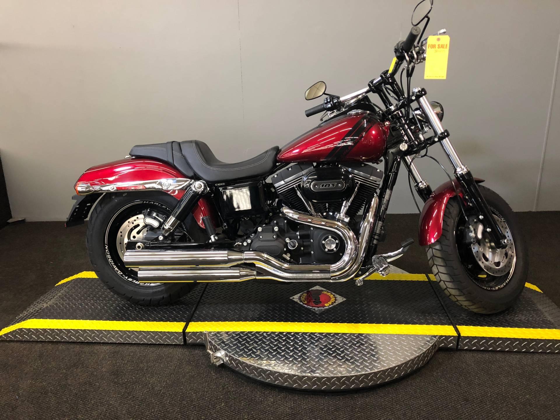 2016 Harley Davidson Fat Bob In Tyrone Pennsylvania