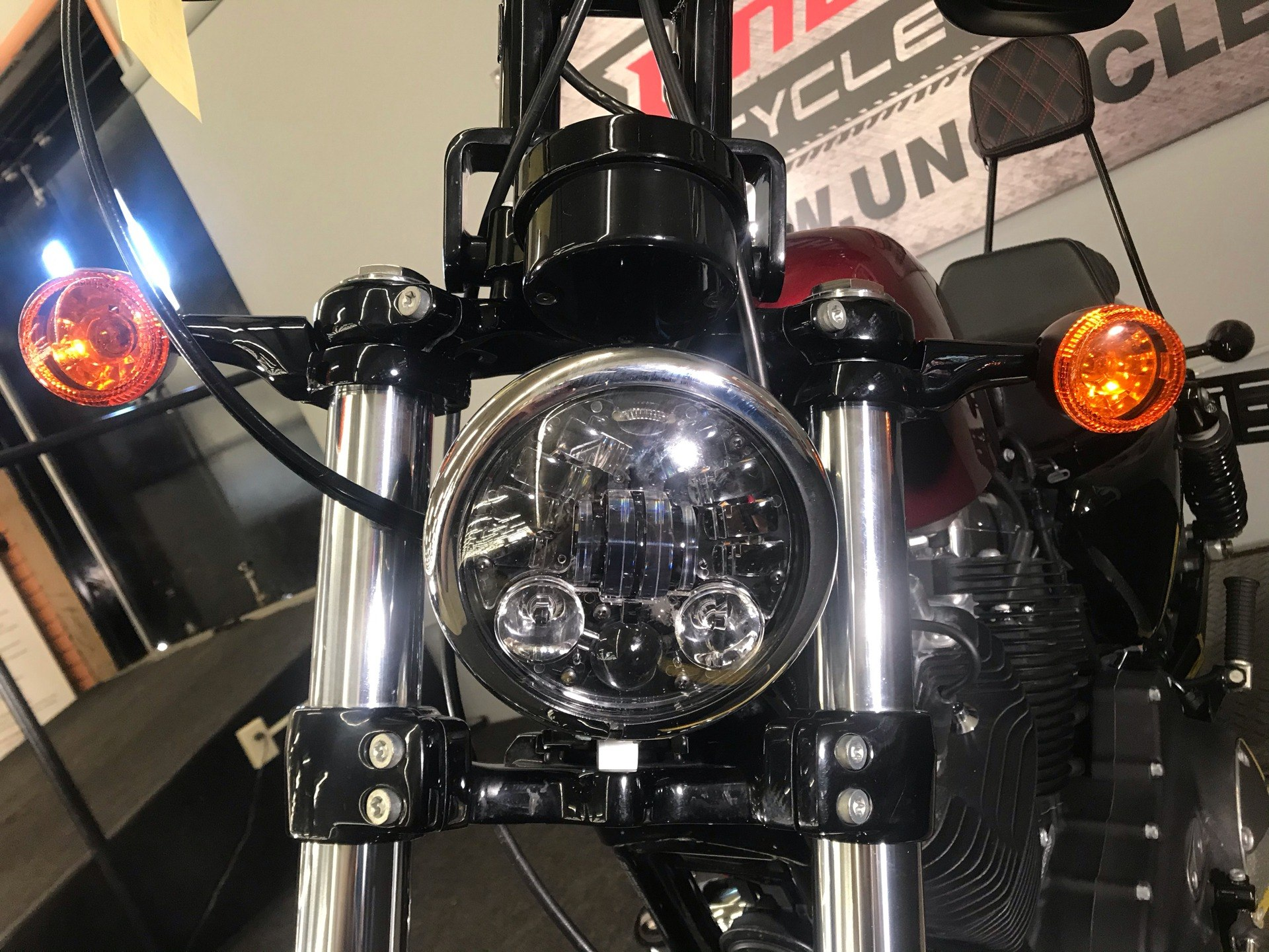 2016 Harley-Davidson Forty-Eight® in Tyrone, Pennsylvania - Photo 10