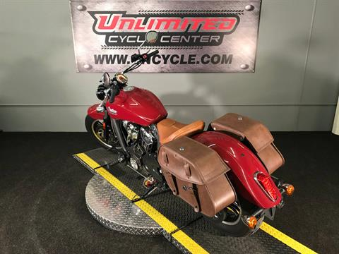 2016 Indian Scout™ ABS in Tyrone, Pennsylvania - Photo 8