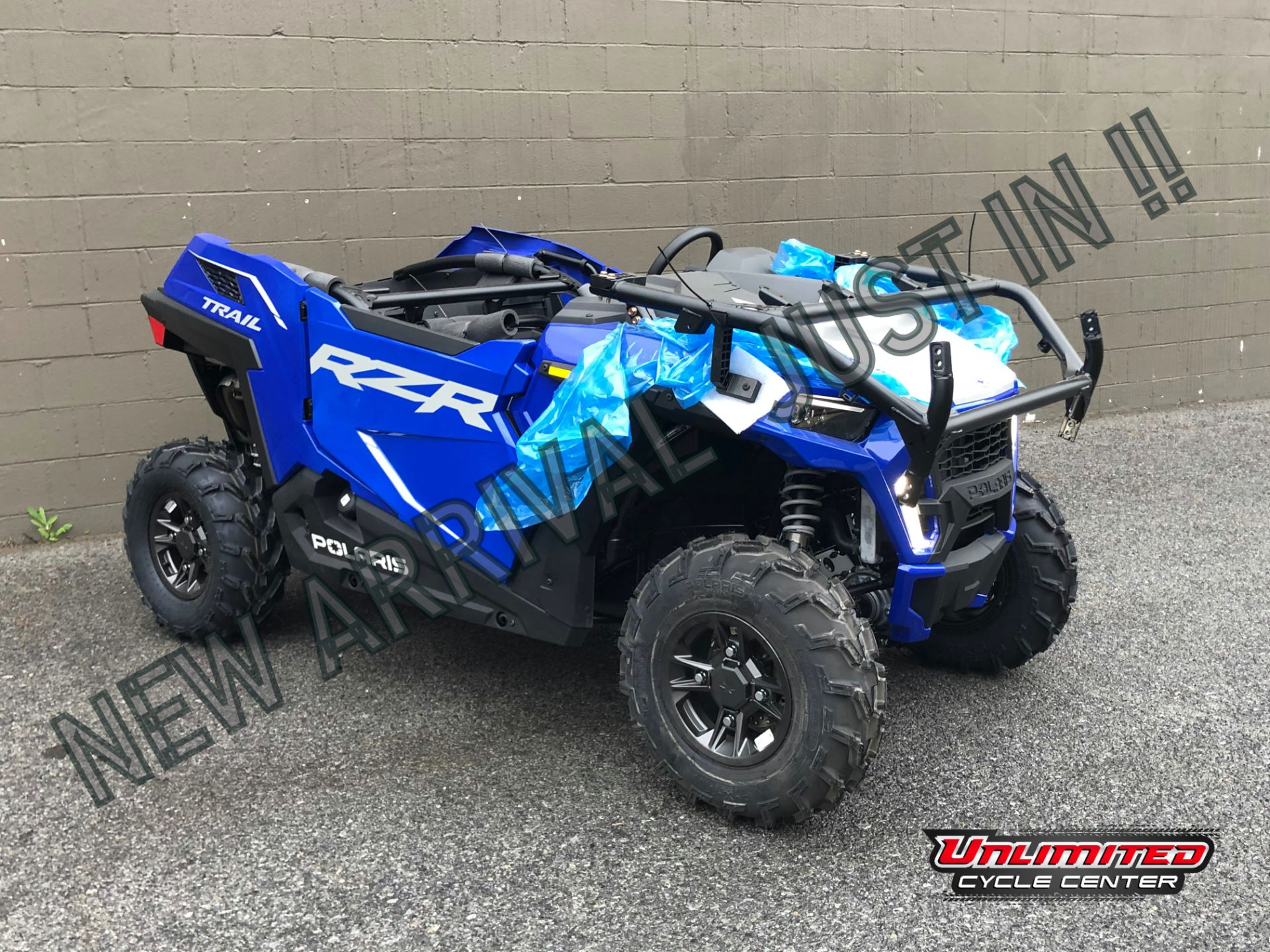 2021 Polaris RZR Trail Premium in Tyrone, Pennsylvania - Photo 1