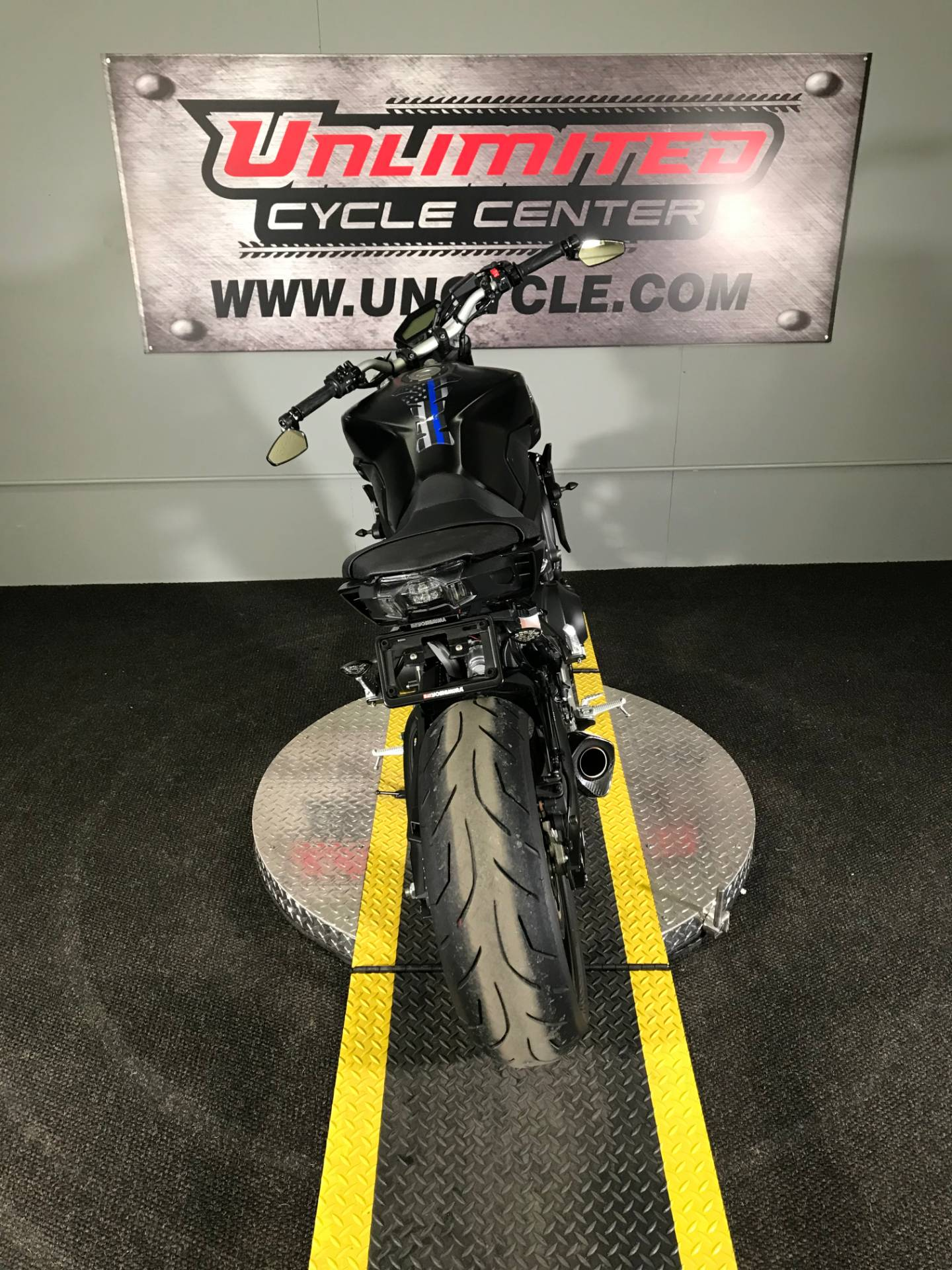 2019 Yamaha MT-09 in Tyrone, Pennsylvania - Photo 10