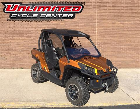 2016 Can-Am Commander Limited 1000 in Tyrone, Pennsylvania