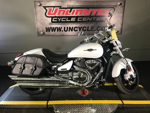 2015 Suzuki Boulevard M90 in Tyrone, Pennsylvania - Photo 2