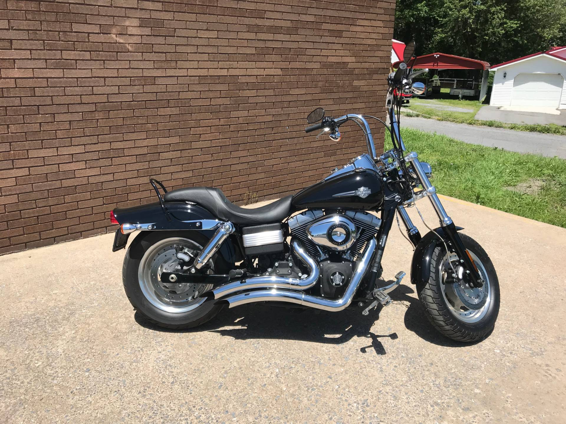 2009 Harley-Davidson Dyna Fat Bob in Tyrone, Pennsylvania
