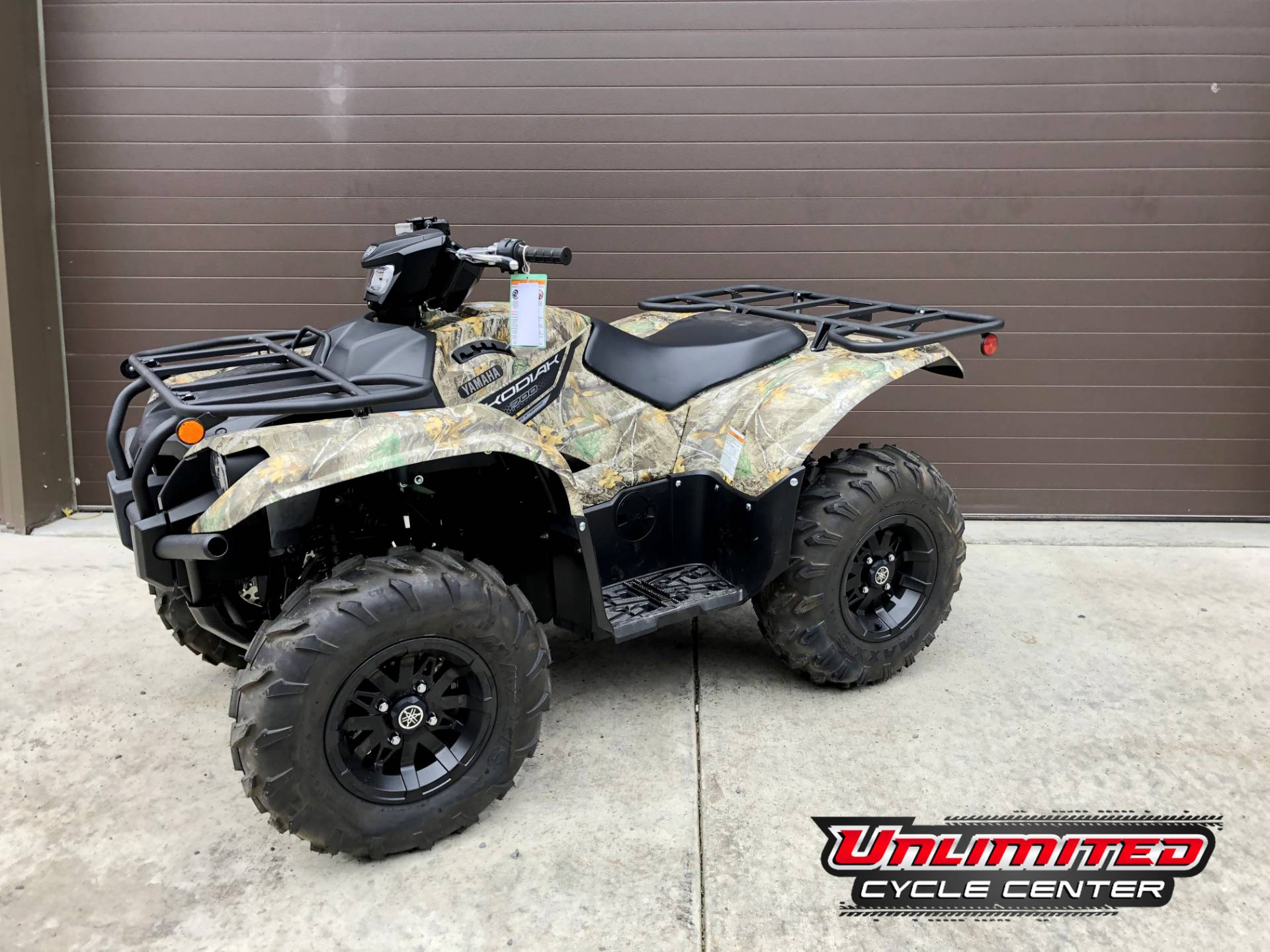 2019 Yamaha Kodiak 700 EPS in Tyrone, Pennsylvania - Photo 1