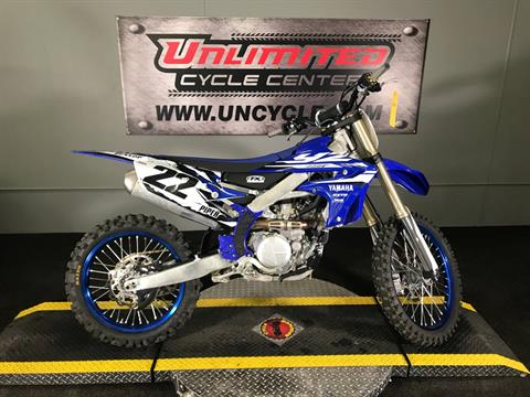 2018 Yamaha YZ450F in Tyrone, Pennsylvania - Photo 2
