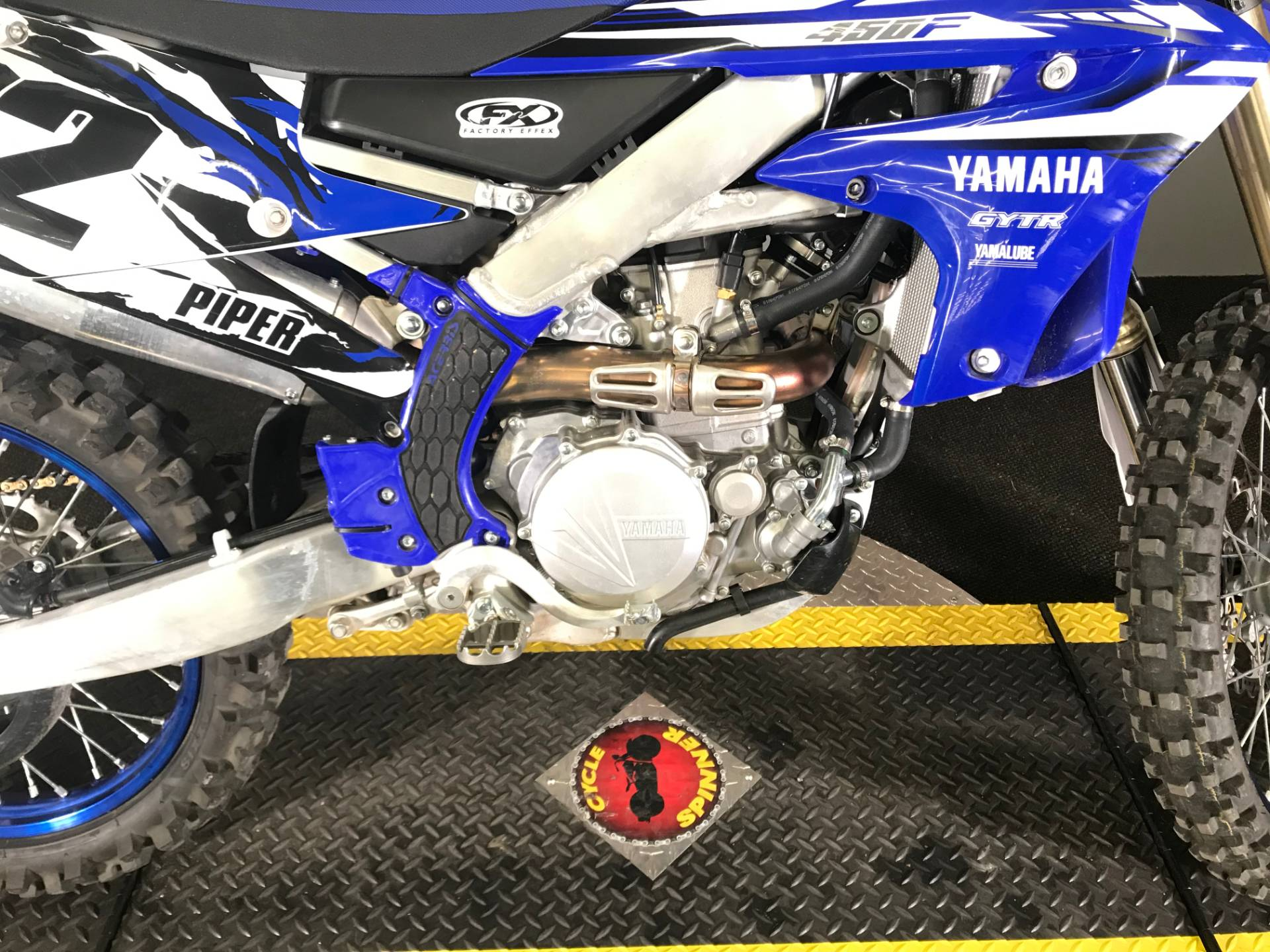 2018 Yamaha YZ450F in Tyrone, Pennsylvania - Photo 3