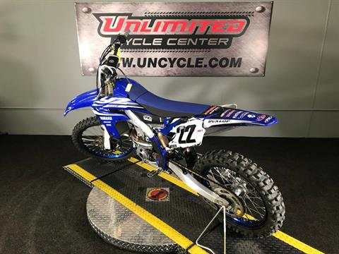 2018 Yamaha YZ450F in Tyrone, Pennsylvania - Photo 8