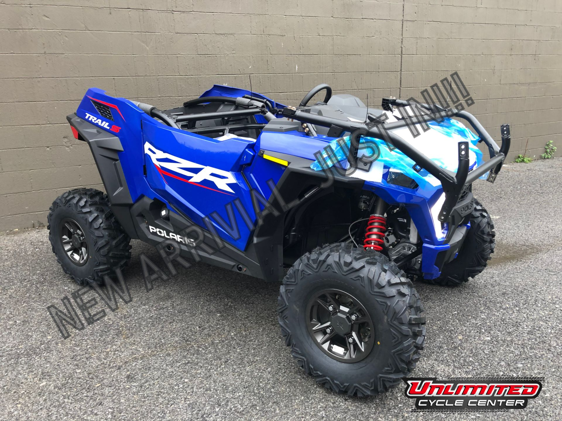 2021 Polaris RZR Trail S 1000 Premium in Tyrone, Pennsylvania - Photo 1