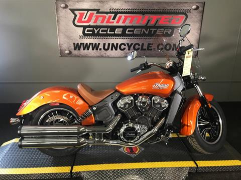 2018 Indian Scout® ABS Icon Series in Tyrone, Pennsylvania - Photo 2