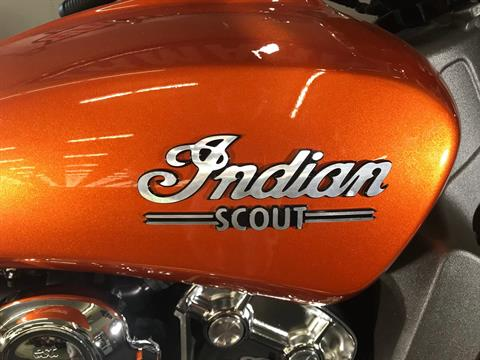 2018 Indian Scout® ABS Icon Series in Tyrone, Pennsylvania - Photo 4