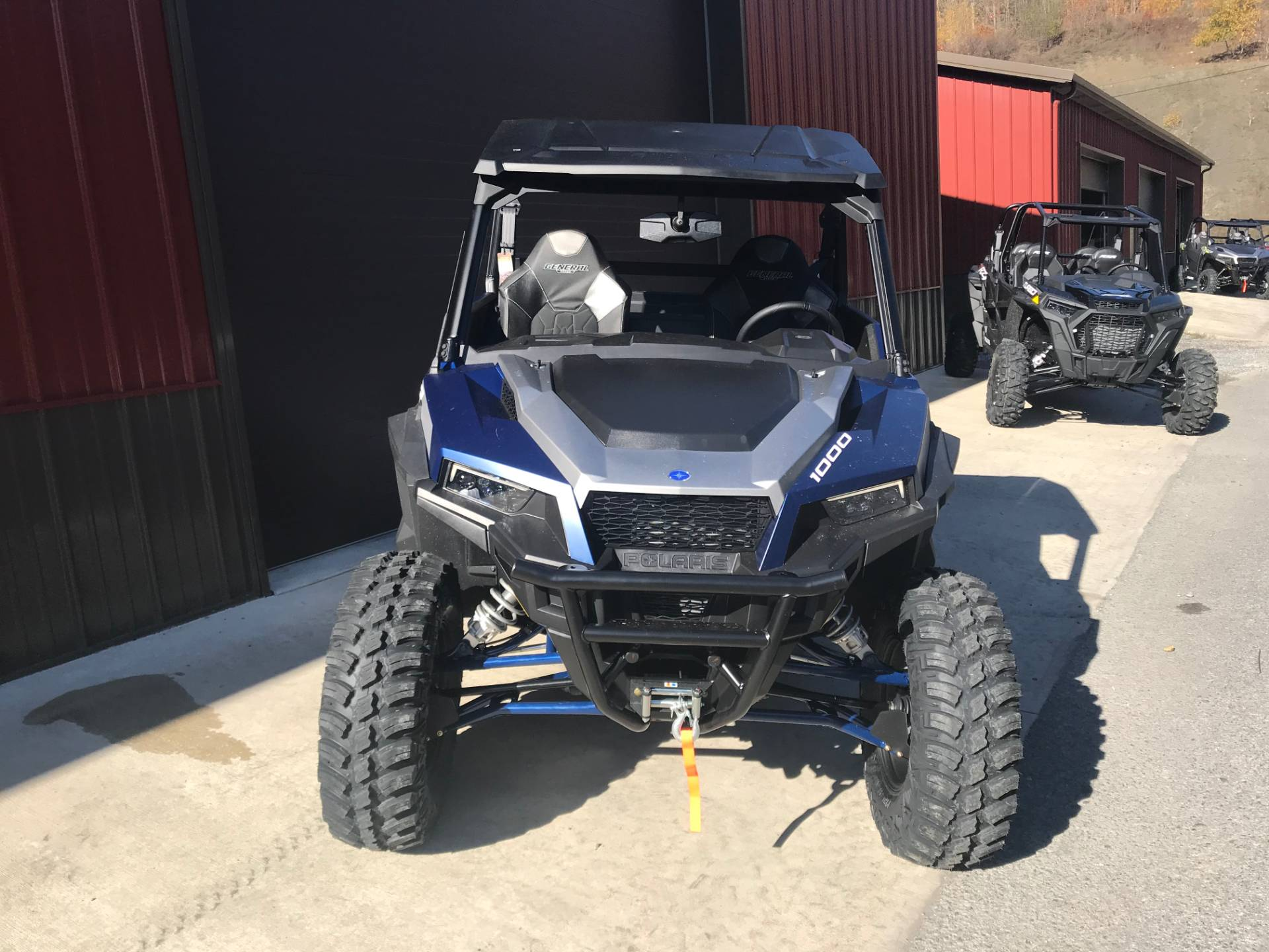 2020 Polaris General XP 1000 Deluxe in Tyrone, Pennsylvania - Photo 3