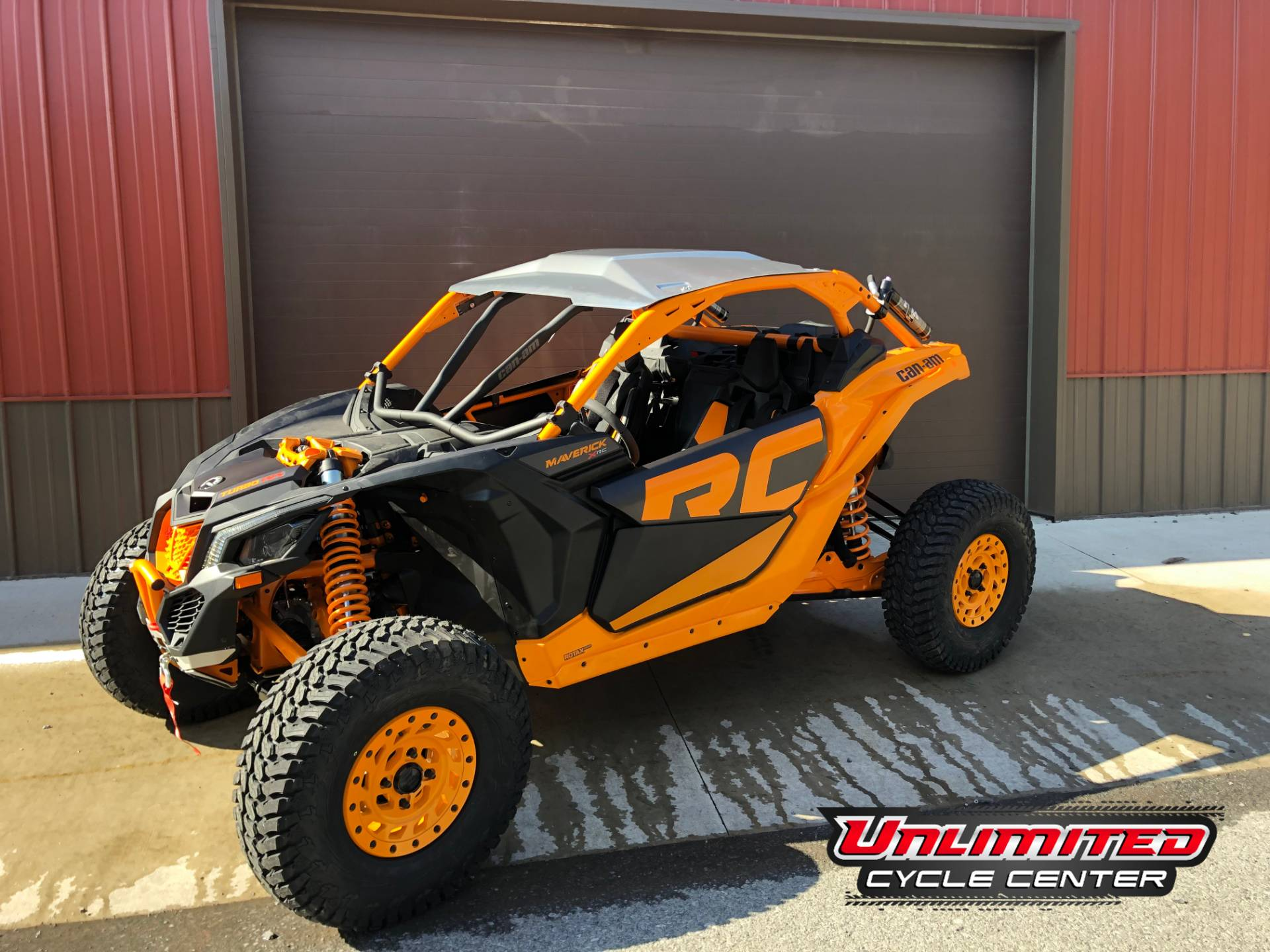 2020 Can-Am Maverick X3 X RC Turbo RR in Tyrone, Pennsylvania - Photo 1