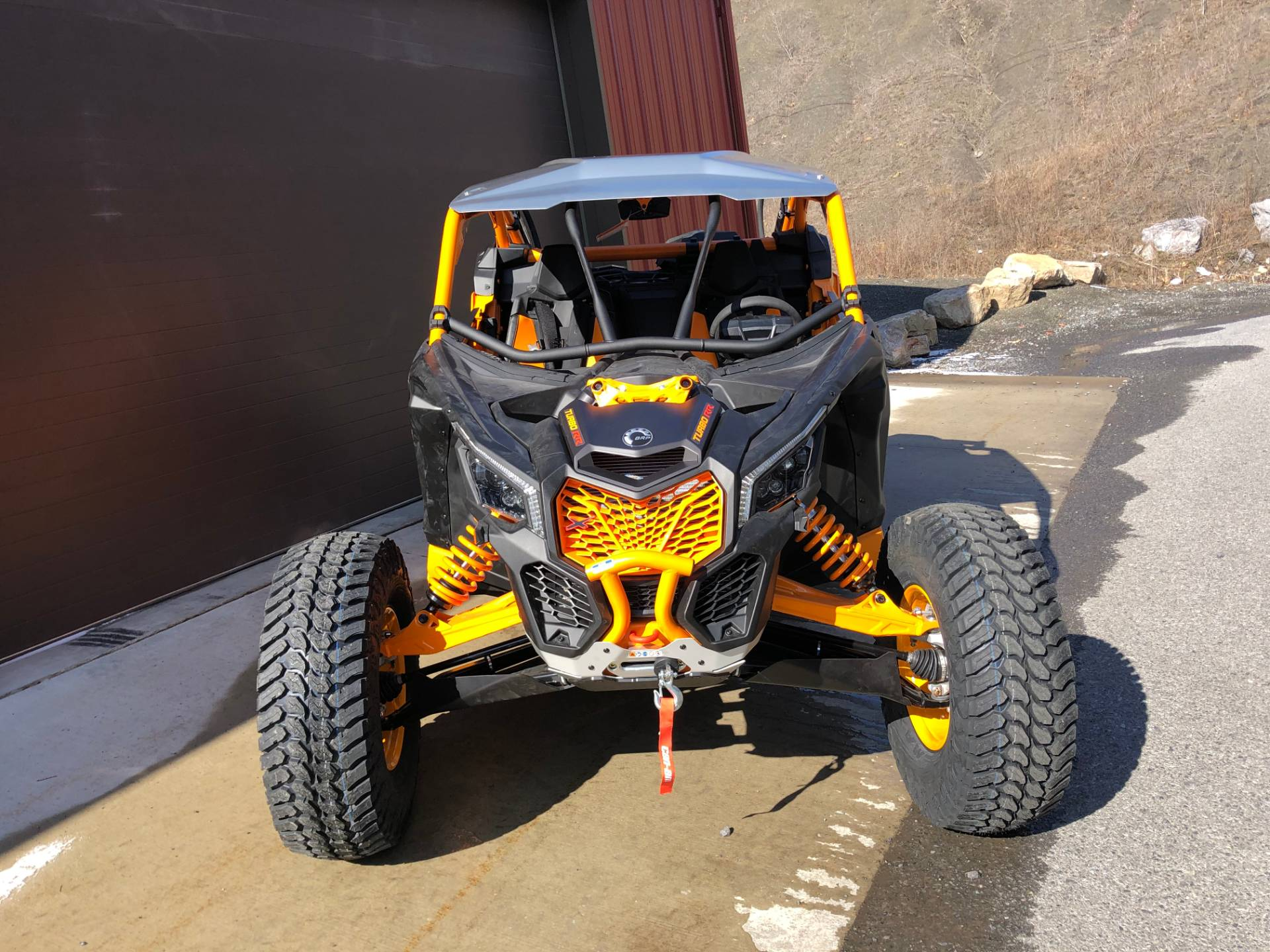 2020 Can-Am Maverick X3 X RC Turbo RR in Tyrone, Pennsylvania - Photo 2