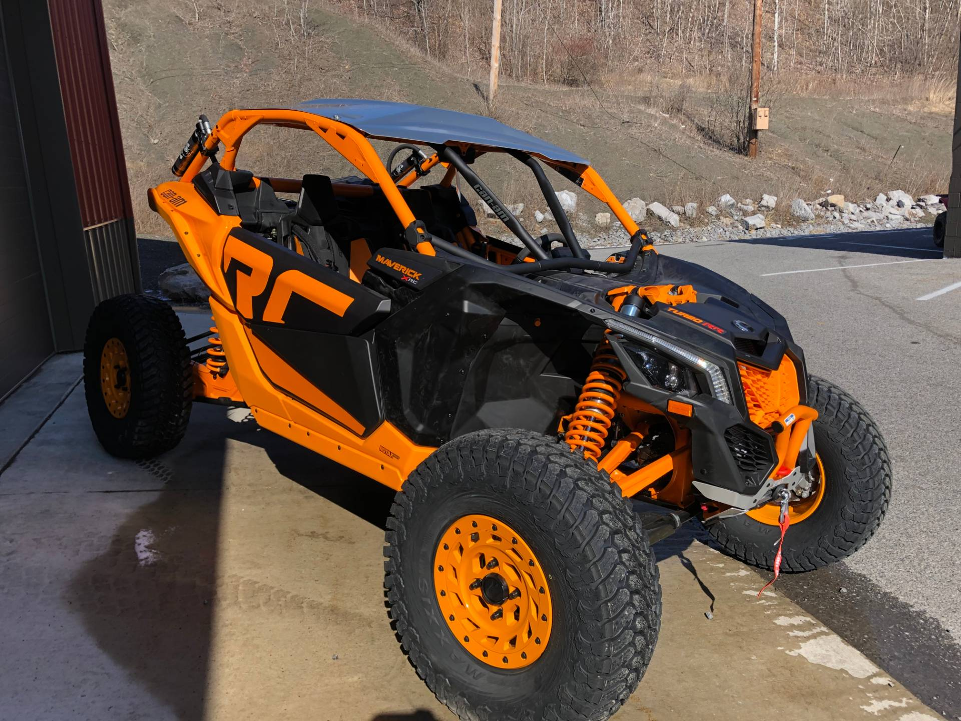 2020 Can-Am Maverick X3 X RC Turbo RR in Tyrone, Pennsylvania - Photo 3