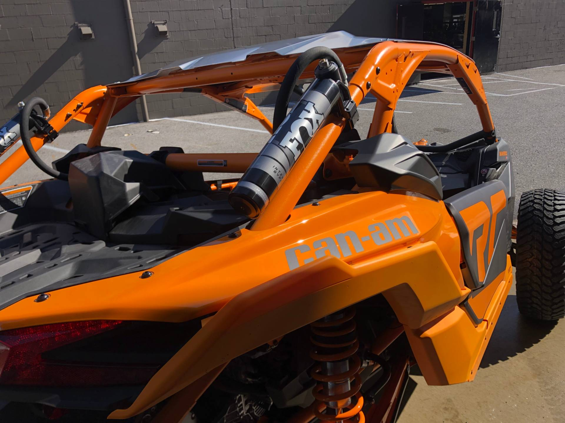 2020 Can-Am Maverick X3 X RC Turbo RR in Tyrone, Pennsylvania - Photo 7