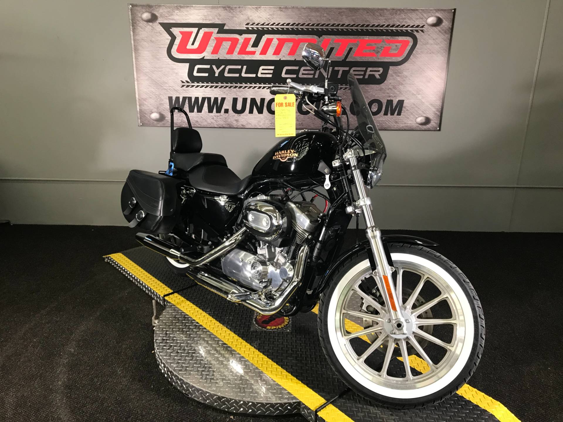 2010 Harley-Davidson Sportster® 883 Low in Tyrone, Pennsylvania - Photo 1