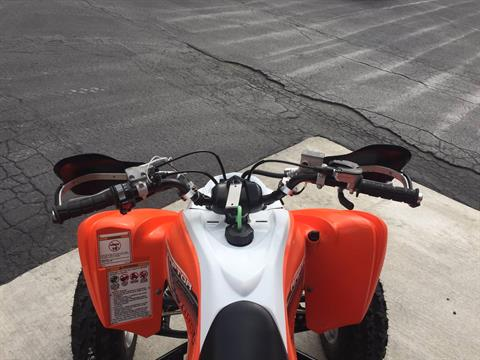 2014 Yamaha Raptor 700 in Tyrone, Pennsylvania