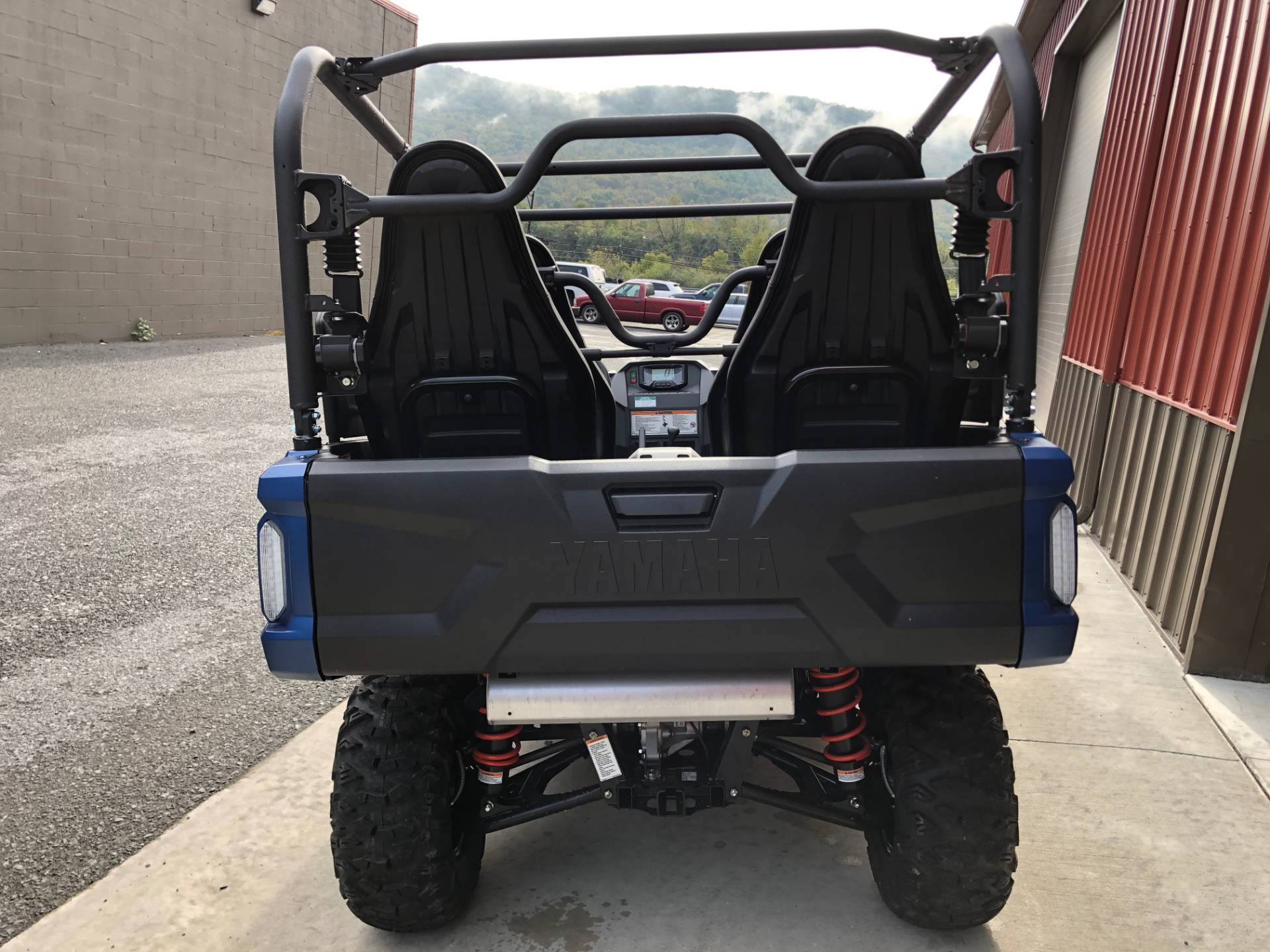 2019 Yamaha Wolverine X4 SE in Tyrone, Pennsylvania - Photo 4