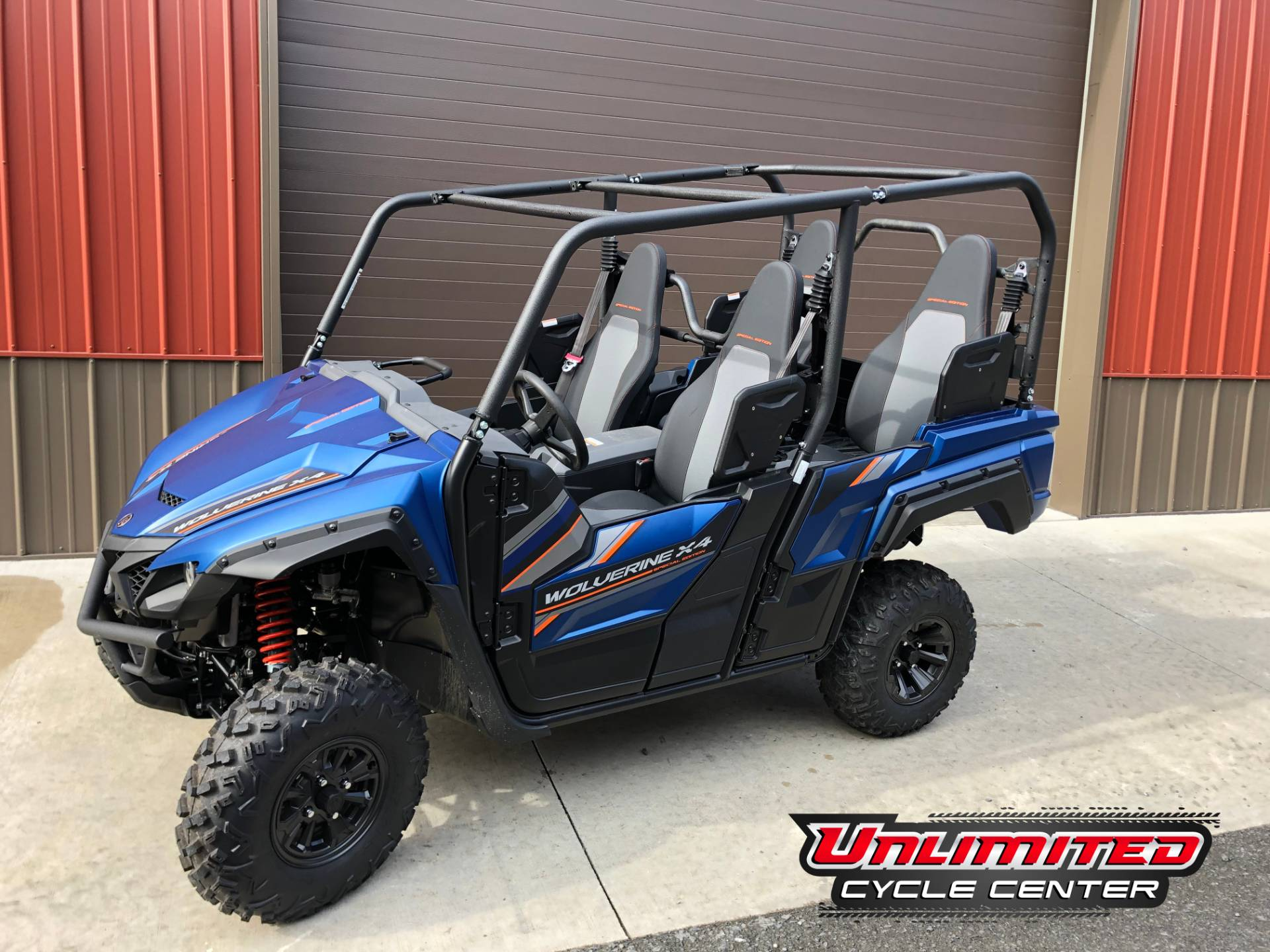 2019 Yamaha Wolverine X4 SE in Tyrone, Pennsylvania - Photo 1
