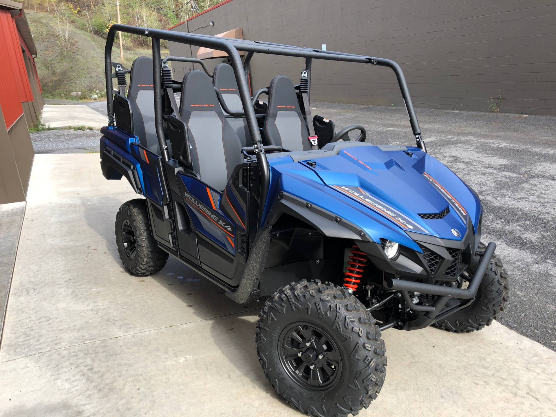2019 Yamaha Wolverine X4 SE in Tyrone, Pennsylvania - Photo 3