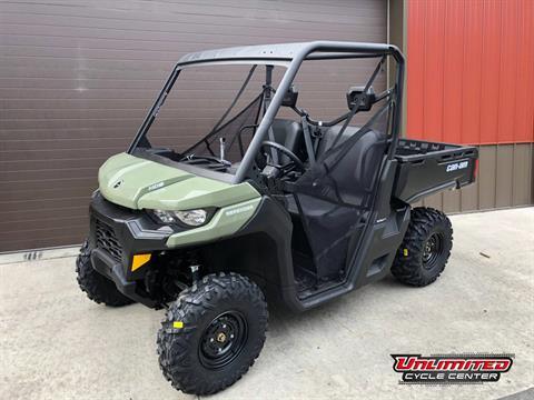 2021 Can-Am Defender HD8 in Tyrone, Pennsylvania - Photo 1