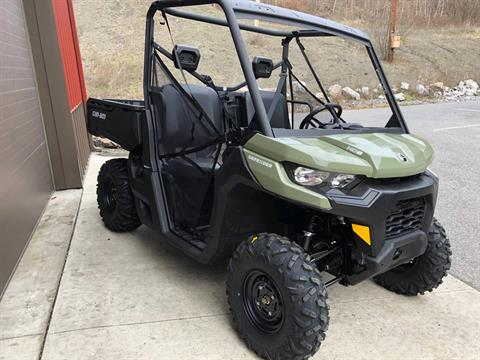 2021 Can-Am Defender HD8 in Tyrone, Pennsylvania - Photo 5