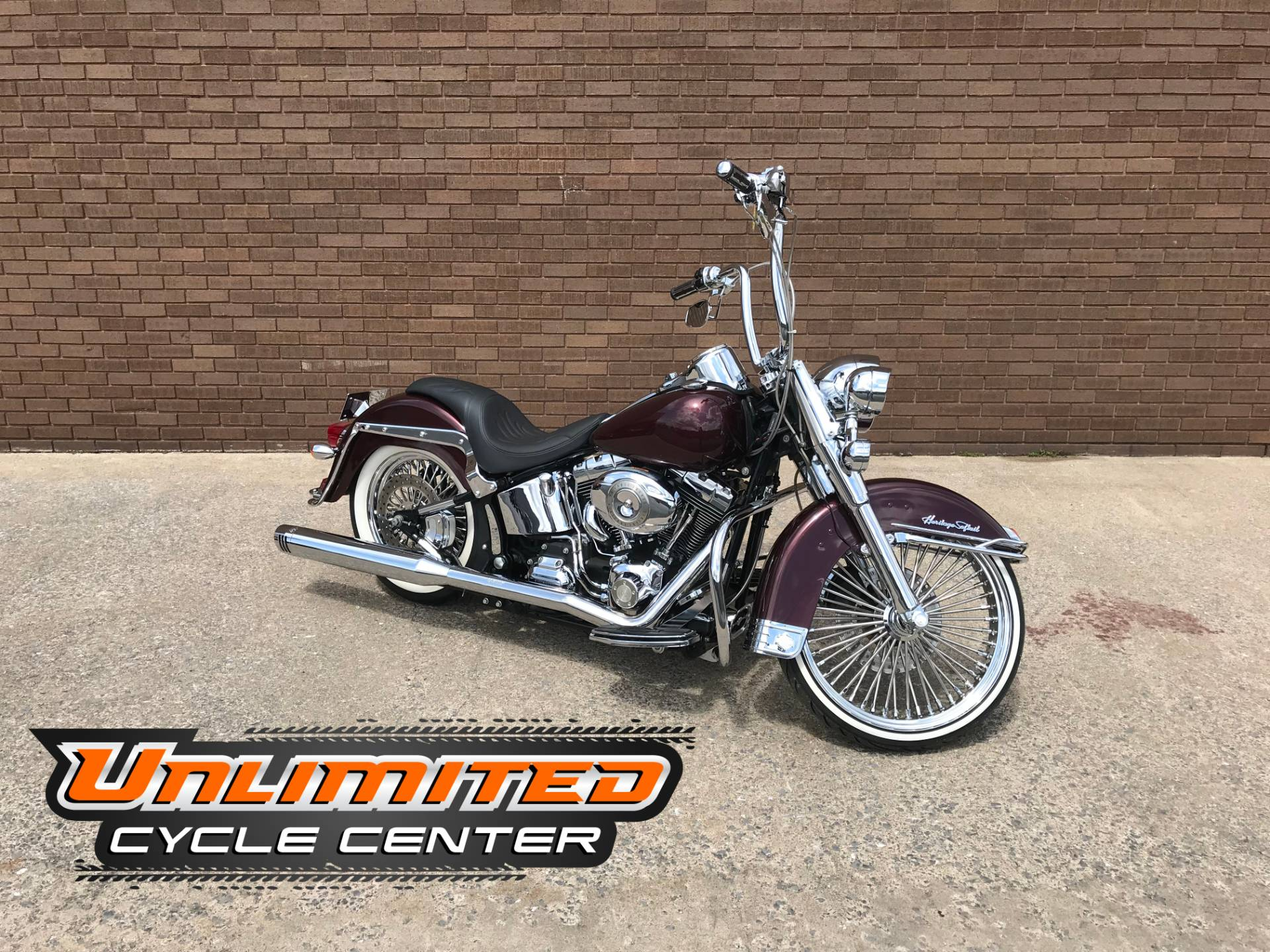2007 Harley-Davidson Heritage Softail® Classic in Tyrone, Pennsylvania