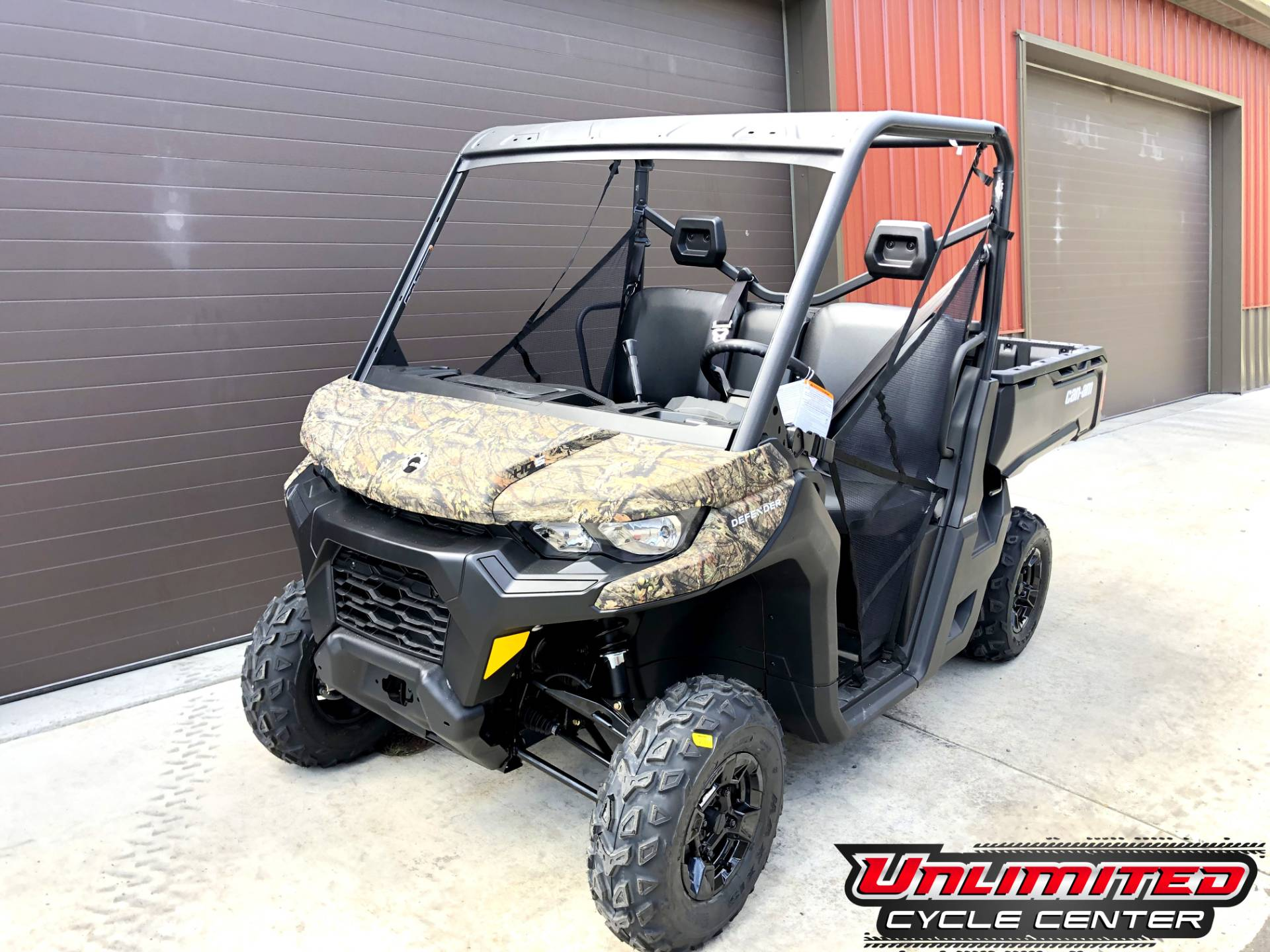 2020 Can-Am Defender DPS HD5 in Tyrone, Pennsylvania - Photo 1