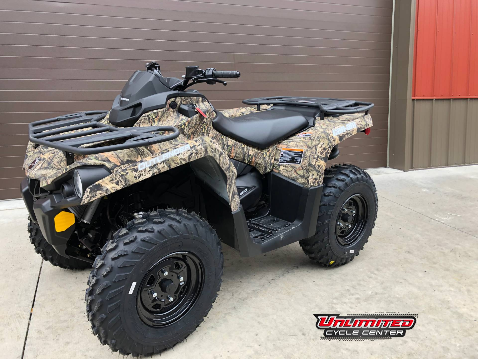2021 Can-Am Outlander DPS 450 in Tyrone, Pennsylvania - Photo 1