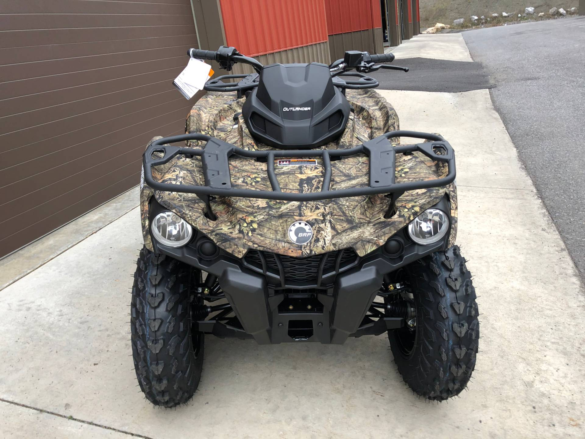 2021 Can-Am Outlander DPS 450 in Tyrone, Pennsylvania - Photo 3