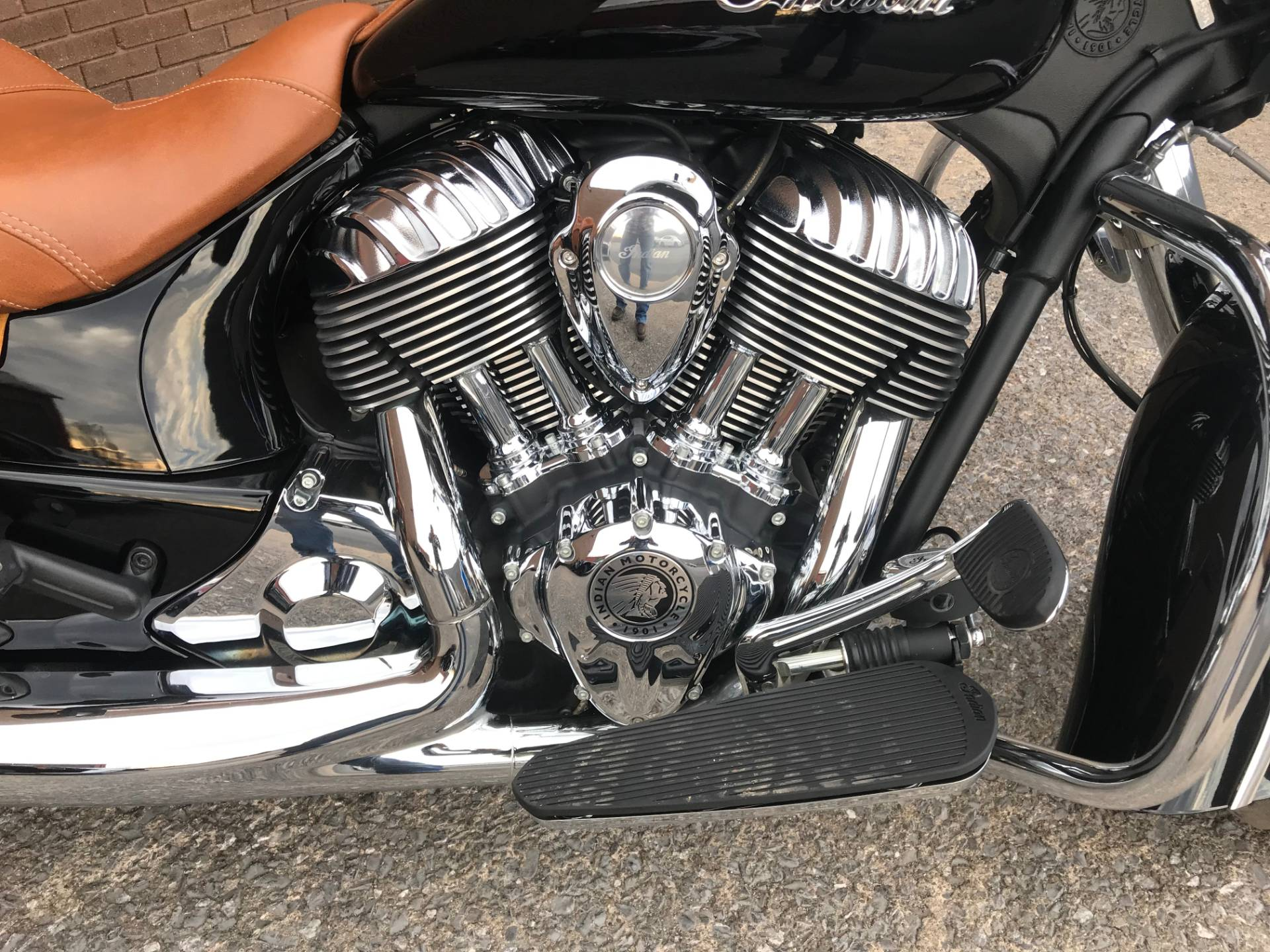 2016 Indian Chief® Vintage in Tyrone, Pennsylvania - Photo 4