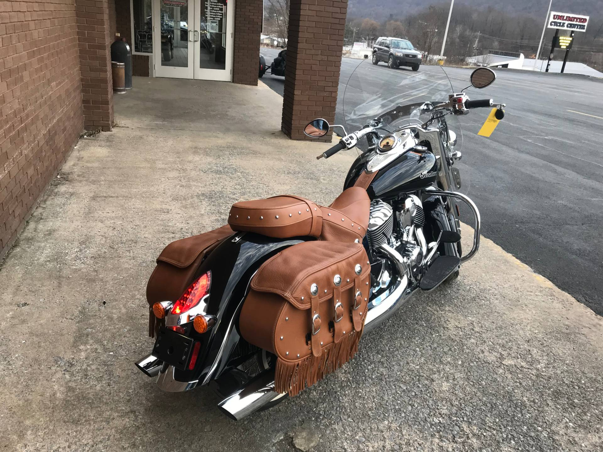 2016 Indian Chief® Vintage in Tyrone, Pennsylvania - Photo 5