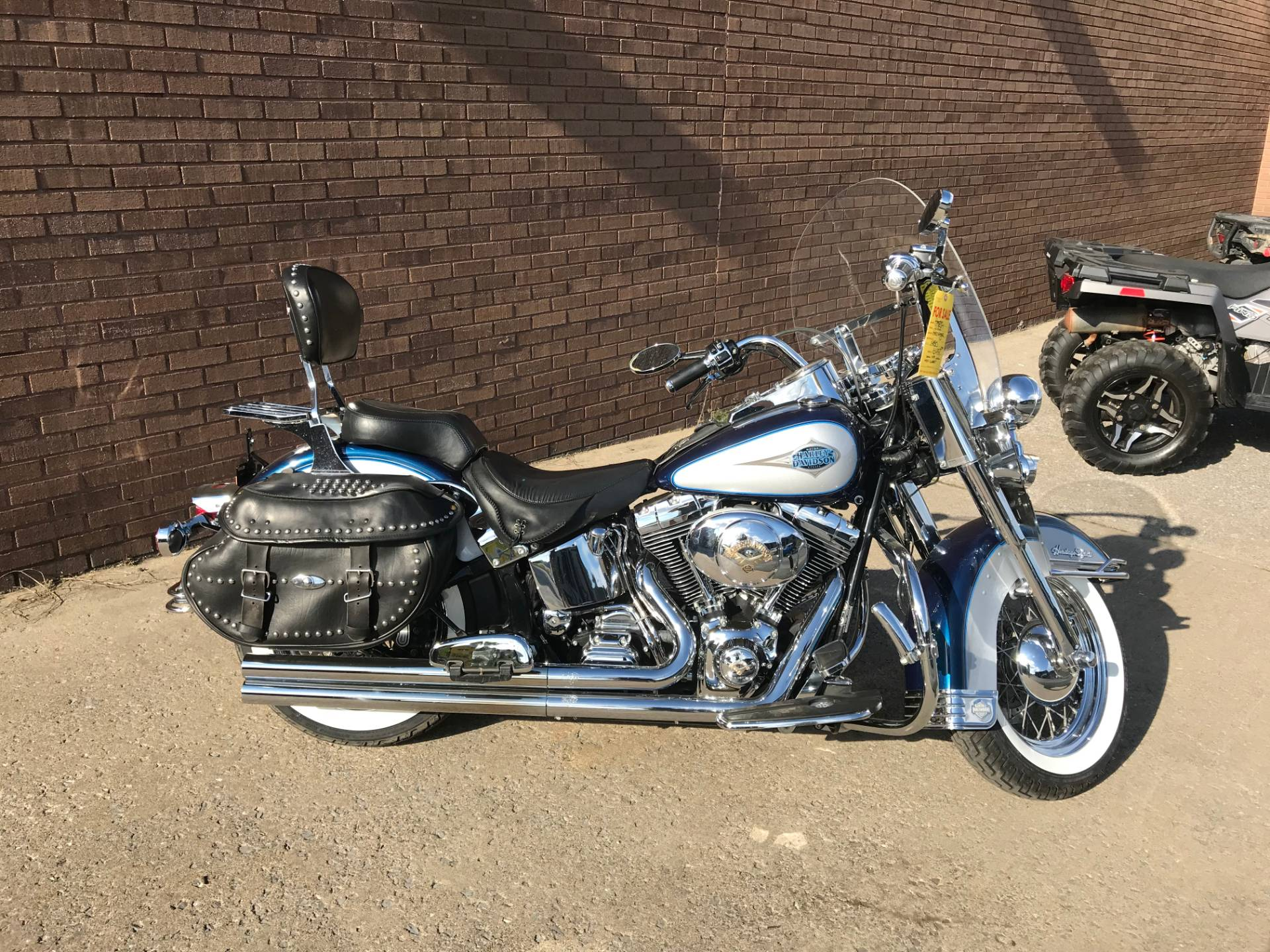 2000 Harley-Davidson FLSTC Heritage Softail® Classic in Tyrone, Pennsylvania